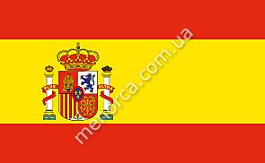 Вироблено в Іспанії