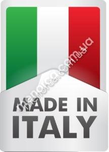 Вироблено в Італії